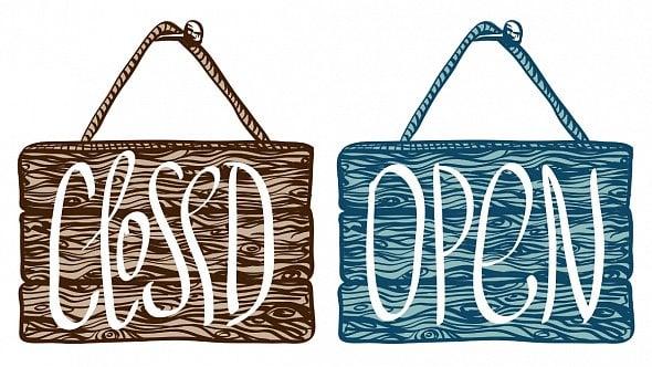 Zmírnění zákazu prodeje ovybraných svátcích: Velkoobchody budou moci otevřít