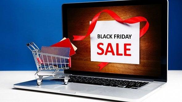 Black Friday počesku? Nákupy hlavně online a klidně ivpracovní době
