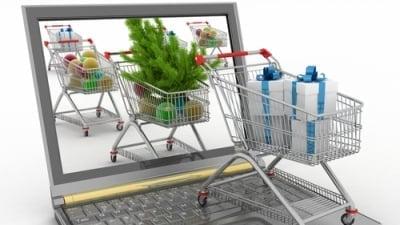 Dobrá zpráva pro e-shopy, alespoň část dárků pořídí na internetu skoro 80% lidí
