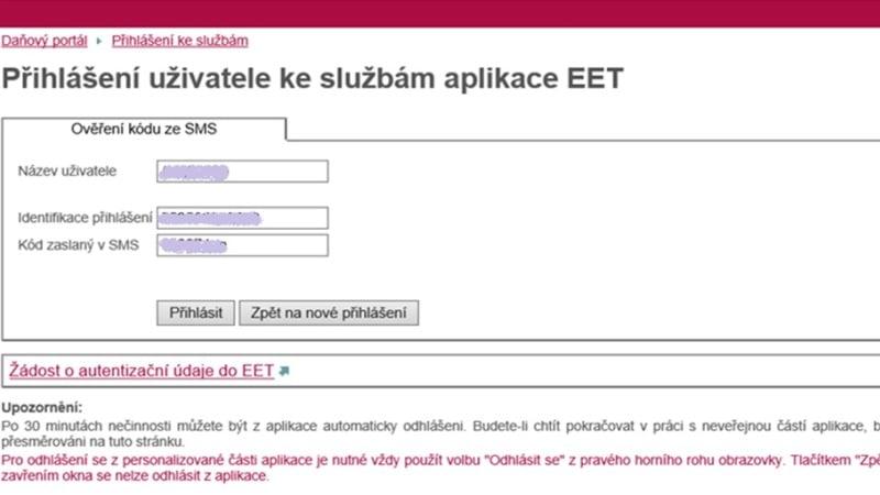 Platnost prvních certifikátů EET vyprší už letos. Známe postup, jak získáte nový