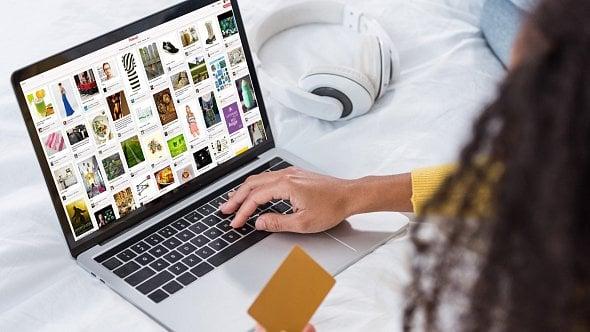 Pinterest se hlásí oslovo. Předvádějte své zboží itam