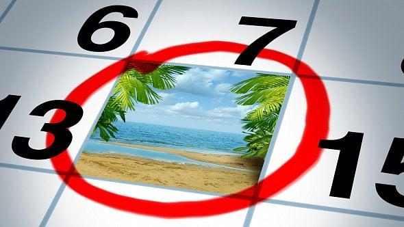 Převod dovolené do dalšího roku? Očerpání rozhoduje zaměstnavatel