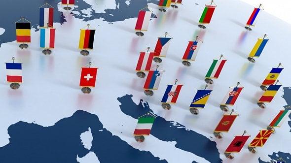 Přehled kurzů cizích měn, které využijí vpřiznání podnikatelé bez účetnictví