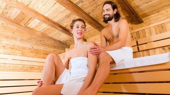 Sauny jsou střed jejich zájmu. Pohání je širší klientela ipodpora komunity