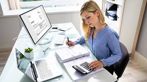 Ulehčete si práci sdaňovým přiznáním díky našim interaktivním formulářům