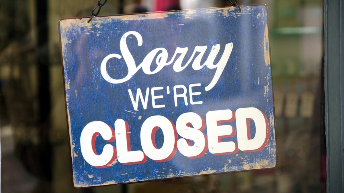 Opatření prodloužena: Restaurace a většina obchodů zůstanou zavřené do Velikonoc