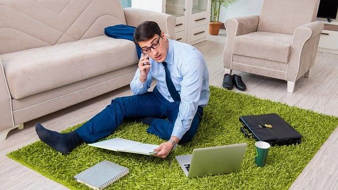 Pustili jsme velké kanceláře, říkají podnikatelé. Karanténa ukázala isvé výhody