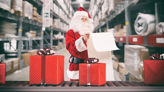 Kdy objednat vánoční dárky? E-shopy jsou připraveny na nápor iopozdilce