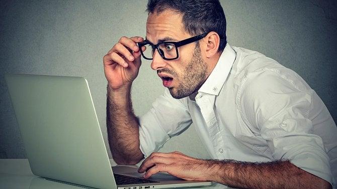 Nebezpečí na internetu: Vyhrožují zveřejněním získaných dat, pokud nezaplatíte