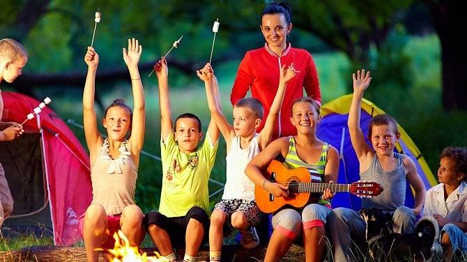Kompenzace zaměstnavatelům za uvolnění na dětské tábory a sportovní soustředění