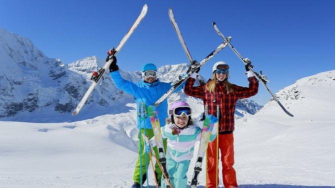 Rolbovláček islužba skijöring. Stím se můžete setkat na našich horách