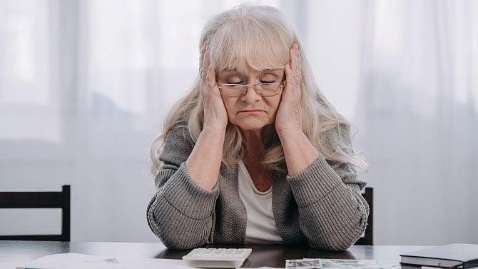 Chcete se vyděsit? Vyzkoušejte aplikaci ČSSZ, která vám spočítá výši důchodu
