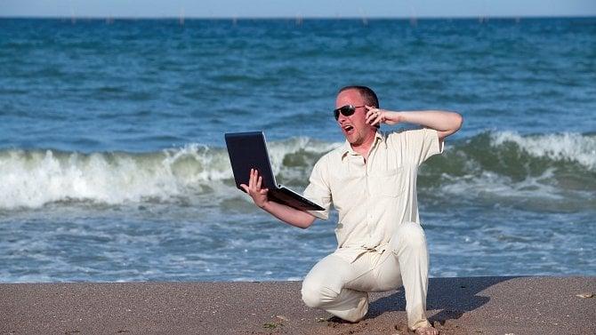5P aneb Jak si při náročném podnikání dopřát dovolenou a nezešílet