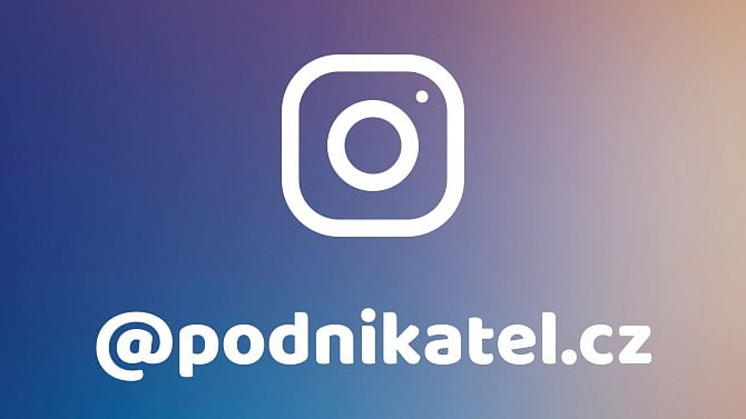 Podnikatel.cz je na Instagramu. Publikuje tam nově izpravodajství