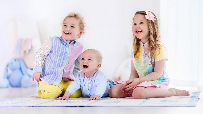 Zvýšení daňového zvýhodnění na druhé, třetí a další dítě zcela dokonáno