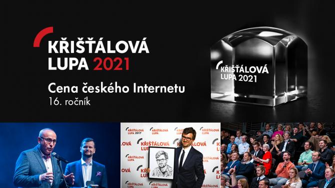[aktualita] Nominace pro anketu Kříšťálová Lupa 2021 končí 18. srpna