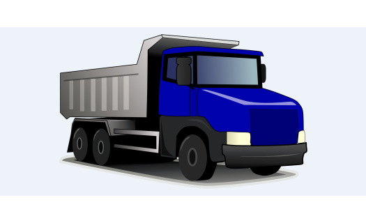 Kontejnerová přeprava sypkých materiálů, tuzemská nákladní autodoprava okres Jihlava