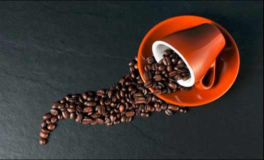 Čerstvě pražená káva, široká nabídka čajů, zdravá výživa