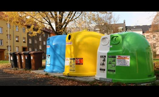 Obce a města v EKO-KOM systému pro zpětný odběr a využití odpadů z obalů
