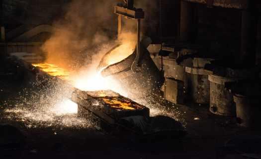 Slévárna, precizní zpracování umělecko-průmyslových odlitků z barevných kovů, Velim