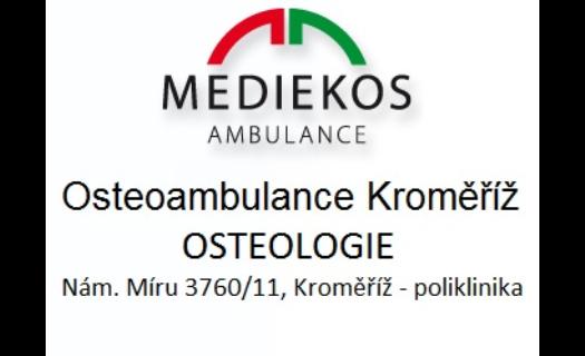Dětská osteologie - osteologická ambulance pro prevenci, léčbu osteoporózy