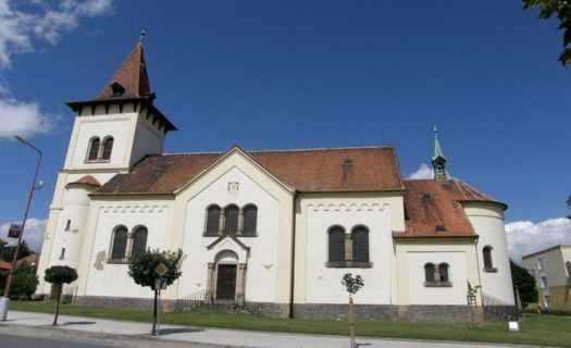 Farnost kolínského vikariátu s kostelem sv. Václava, kulturní památkou České republiky