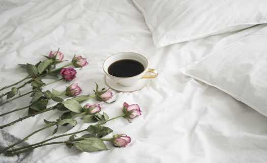Šití záclon, polštářů, ložního prádla, výroba bytového textilu