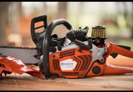 Motorové pily – příprava dřeva na topnou sezónu
