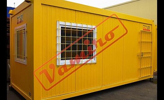Kontejnery obytné, skladové, sanitární, stavební, stohovatelné buňky, prodej, pronájem