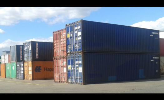 Prodej a pronájem kontejnerů