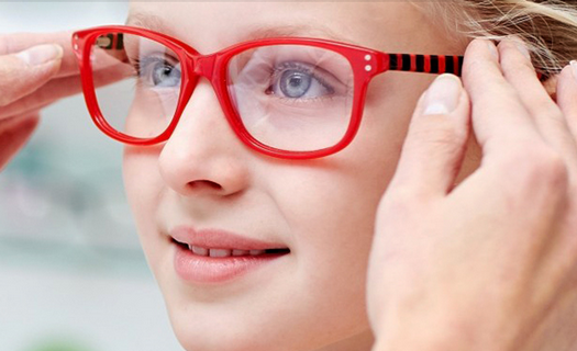 Značková optika, dioptrické brýle a čočky, péče o zrak