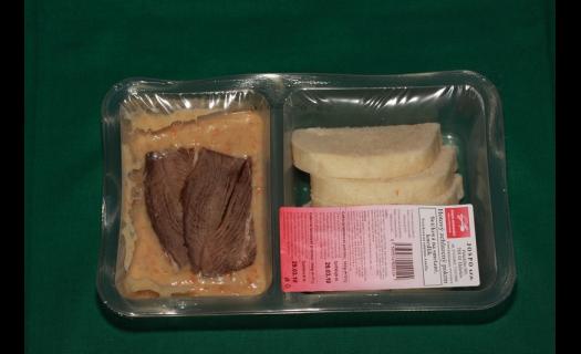 Rozvoz chlazených, teplých jídel do firem, prodejen-závodní stravování