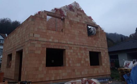 Stavební firma na Berounsku, výstavba domů na klíč, hrubá stavba