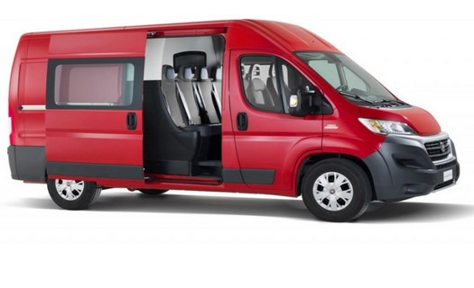 Autorizovaný prodej a servis užitkových vozidel FIAT Professional, široký výběr vozidel
