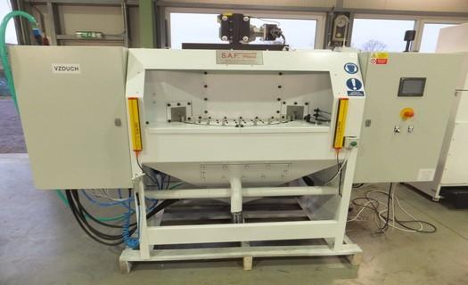 Technologie pro povrchové úpravy produktů, tryskací, metalizační, lakovací zařízení