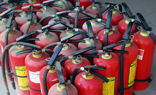 Požární technika, hasicí přístroje a příslušenství, prodej, spolehlivé revize, okres Most