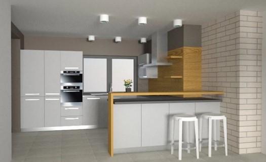 Návrhy interiérů pro kanceláře, rodinné domy a restaurace, stylové designové bydlení
