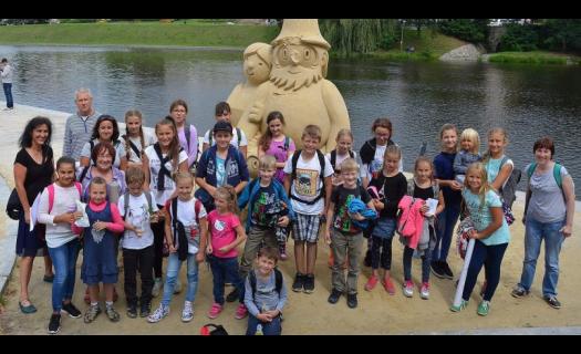 Příměstské tábory Podbrdsko – nižší ceny pro rodiče díky dotacím