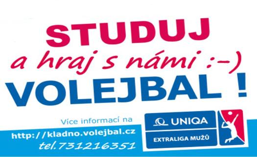 Baví Tě volejbal a přemýšlíš kde studovat?