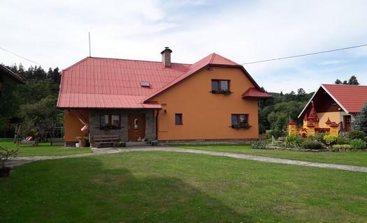 Ubytování v CHKO Beskydy, pronájem rodinného domu, chaty i srubu, Prostřední Bečva