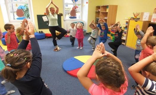 Dvoutřídní mateřská škola se zaměřením na logopedickou prevenci a čtenářskou pregramotnost