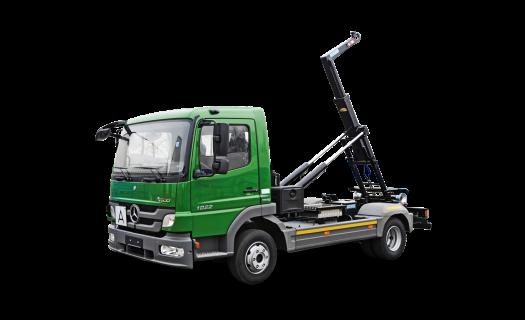 Kontejnery a nosiče na míru pro nákladní auta a traktory