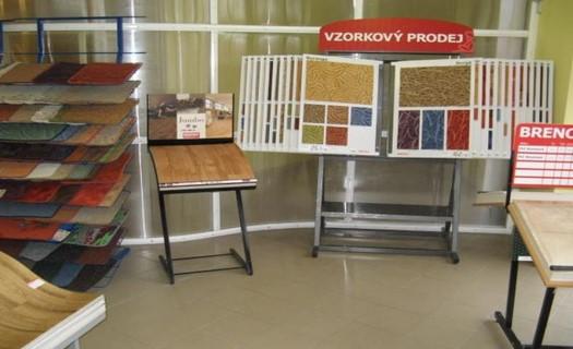 Podlahy Rychnov nad Kněžnou, pokládka vinylové i plovoucí podlahy, PVC i koberce, prodej