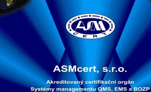 Certifikace systémů managementu kvality, bezpečnosti a ochrany zdraví při práci, školení