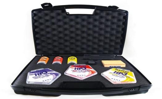 Lyžařské vosky MAPLUS, nástroje a sady pro voskování univerzálních i závodních lyží, prodej