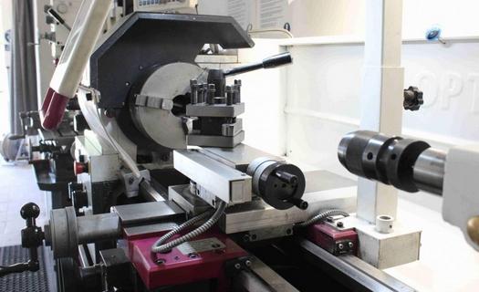 Jednoúčelové stroje pro zpracování plechů, konstrukce a výroba