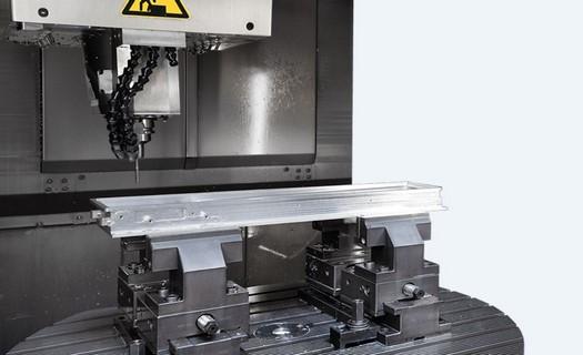 Zakázková výroba dílů pro letecký průmysl, kovoobrábění, malosériová výroba komponentů
