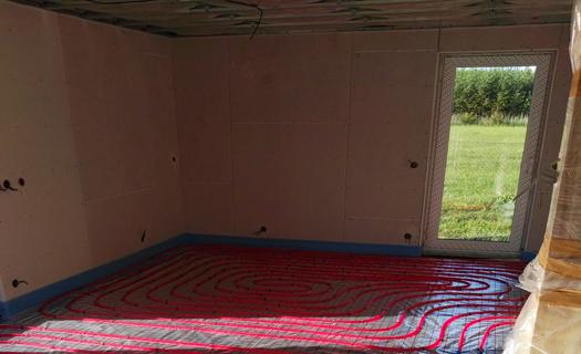 Instalatérství, podlahové topení, okres Ústí nad Orlicí