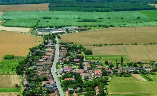 Obec Horní Dubňany v mikroregionu Moravskokrumlovsko
