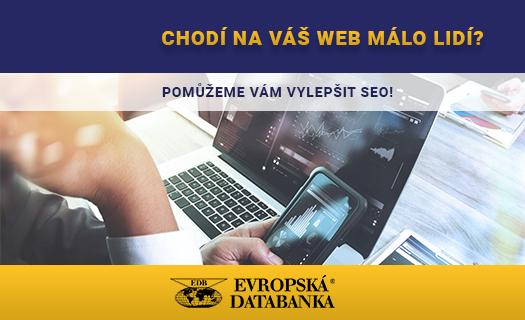 Najdou vás zákazníci na internetu?